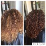 colored haircut, Salt Lake City hair salon, hair studio