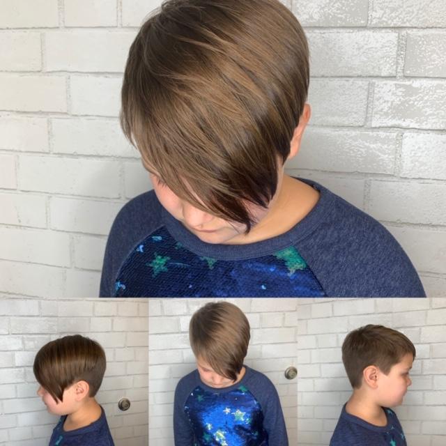 Straight Cuts Gallery Aura Hair Studio